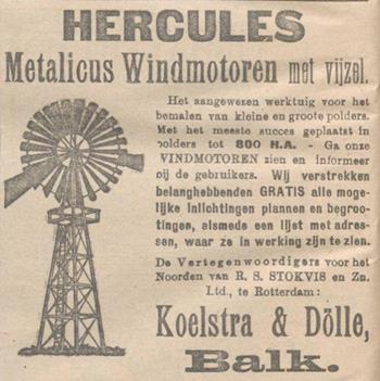 Herkules windmotor