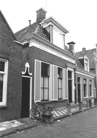 voorgevel rond 1980
