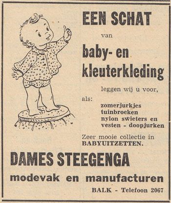 dames Steegenga