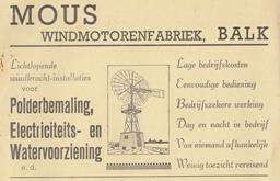 Mous windmotorenfabriek